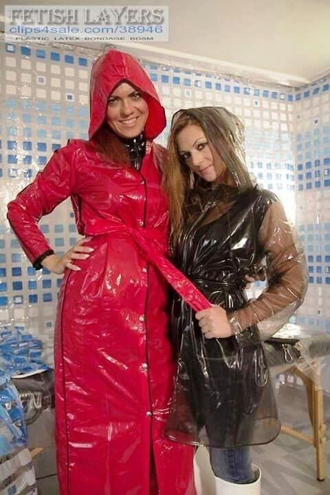 1000+ ideas about Plastic Raincoat on Pinterest