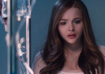 Chloe Moretz of 'If I Stay' talks why we love going to see films that make us cry