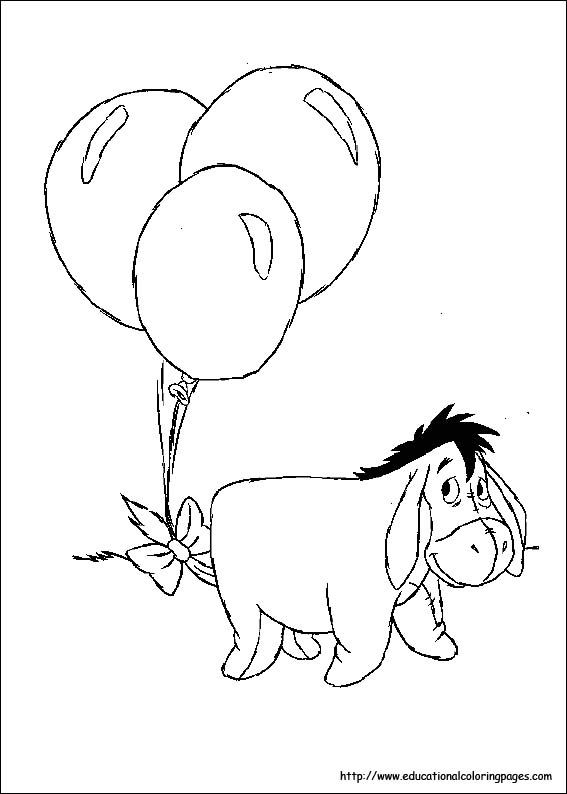 9 best Eeyore Birthday Party images on Pinterest | Eeyore, Adult ...