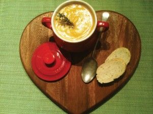 Butternut squash soup : Bingley Rural Magazine