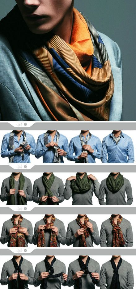 Hijab pashmina chic, fashion et moderne - Tutorial simple et facile | Pinterest | Scarves, Scarf knots and Men's fashion