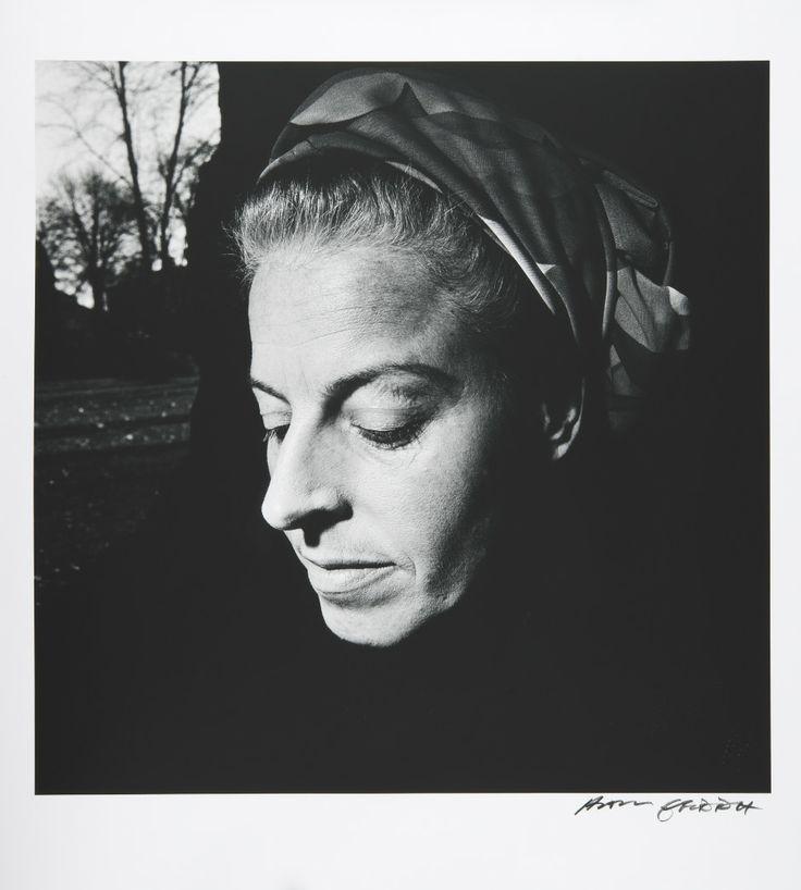 Hans Gedda, Margaretha Krook, 1971, Nationalmuseum, Statens porträttsamling.