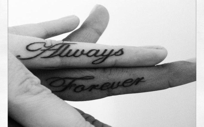 Finger Tattoo Designs for Women | 683 x 483 | 683 x 425 | 210 x 140 Next Image »