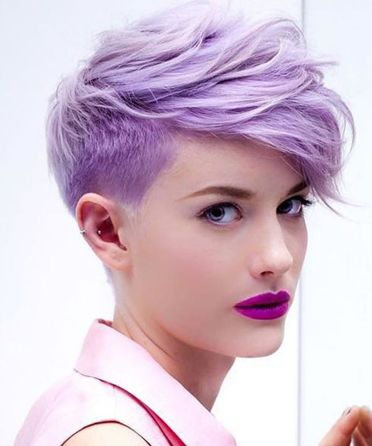Short hairstyles Pixie for ladies 20182019 hairstyles