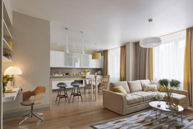 Cum sa pui in evidenta o paleta neutra de culori- Inspiratie in amenajarea casei - www.povesteacasei.ro