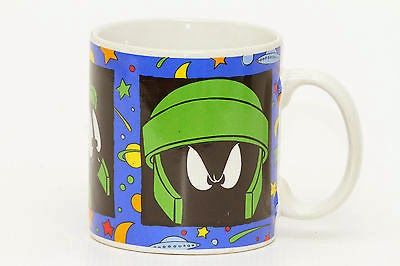 Slater's Closet eBay Store: How Well Do You Know Marvin The Martian?