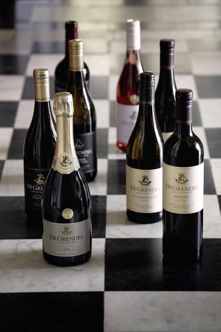 De Grendel wine