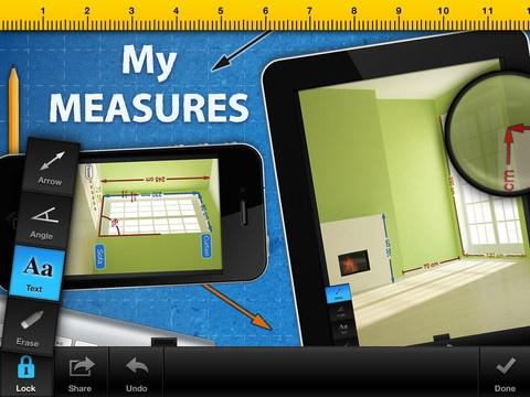 My Measures & Dimensions Productivity apps, App, App store