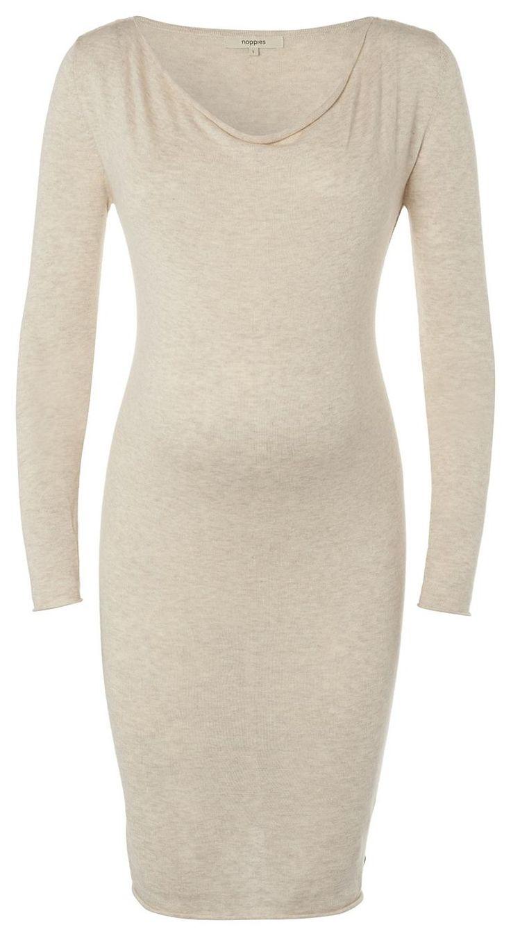 Kleid Feya    Es gibt Kleidungsstücke, die man am liebsten nie wieder ausziehen möchte... Noppies Umstandskleid Feya!    Aus traumhaft weichem Material mit elegantem Schnitt.    Tipp: Wähle deine normale Konfektionsgröße, wir haben die Veränderungen deines Körpers während der Schwangerschaft schon berücksichtigt.    Department: Womens Maternity  Material: 70% Baumwolle / 23% Viskose / 7% Kaschm...