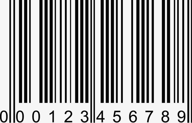 Barcode Vector Material Barcode Design Barcode Vector