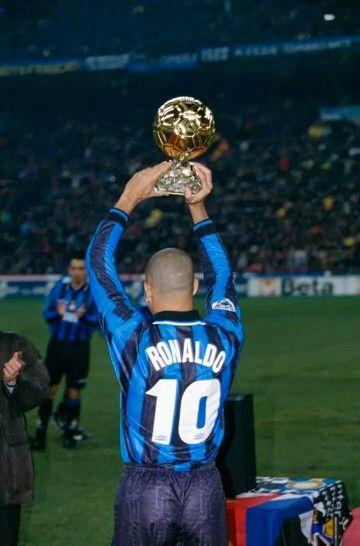 El 10 Ronaldo Nazario da Lima