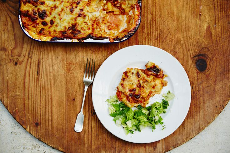Making lasagne from scratch doesn't have to be time consuming – there are a few simple things you can do to ensure yours is both delicious and quick.