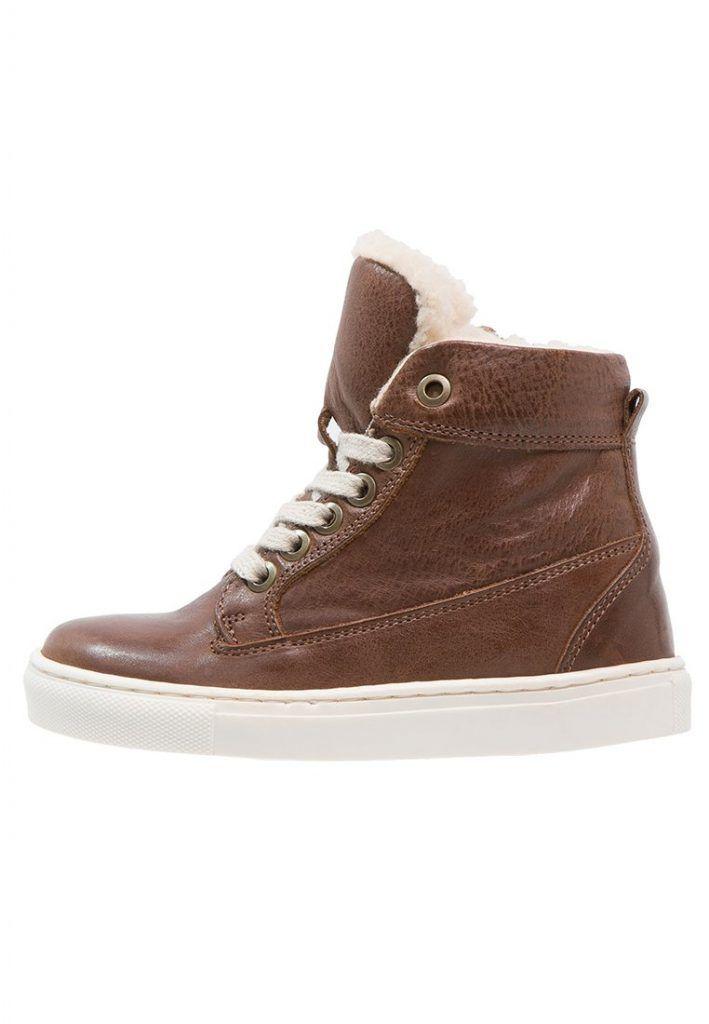 #Hip #Sneaker #high #mid #brown für #Jungen