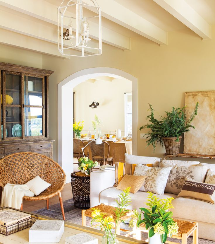 Pinturas decoracion salones top colores pintura salon - Decoracion salones pintura ...
