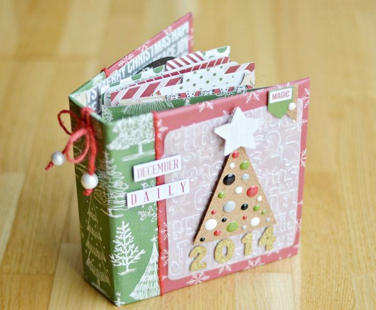 Album Diario de Navidad por Andrea