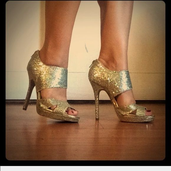 Sofia vergada sequin shoes Sofia vergada shoes never been worn,  out on the town or throw on with a pair of skinny jeans to go to lunch with the girls  Sofia Vergada Shoes