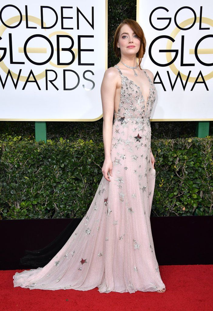 Dressing Like The Stars: Golden Globes 2017 Edition
