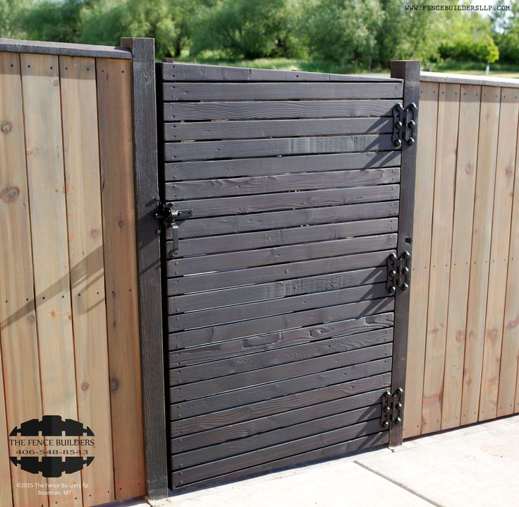 15 best Gate Images images on Pinterest | Garden gates, Yard gates Fence And Gates Home Designs Ta E A on