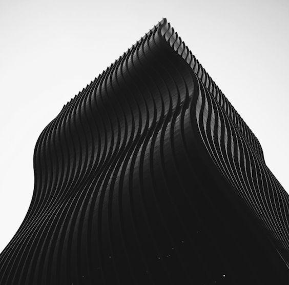 Terrific texture. GT International Tower