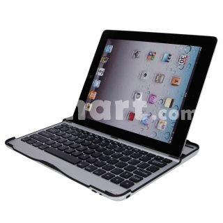 10.1' Wireless Bluetooth Keyboard Case for Samsung Galaxy Tab P7500 / 7510 Black