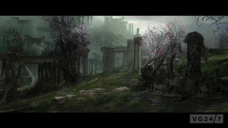 dark souls 2 location concept - Google Search