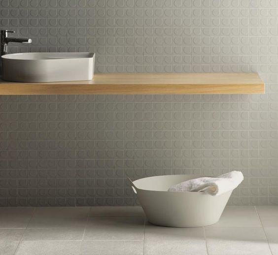 M s de 1000 ideas sobre cuarto de ba o con mosaicos en - Revestimientos para banos ...