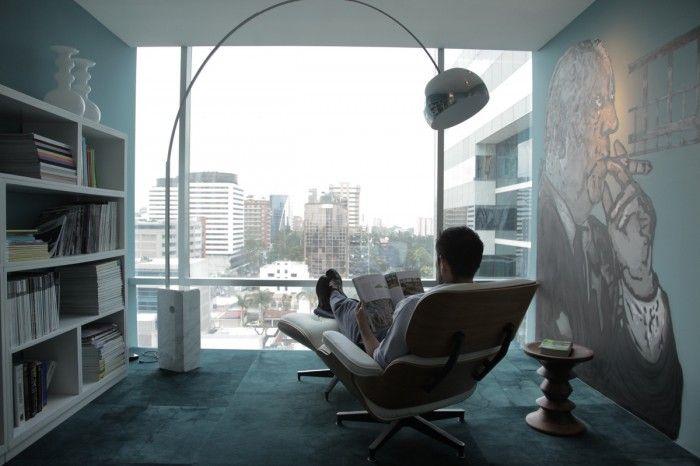 IMG 9821 700x466 Studio Domus Guatemala City Headquarters