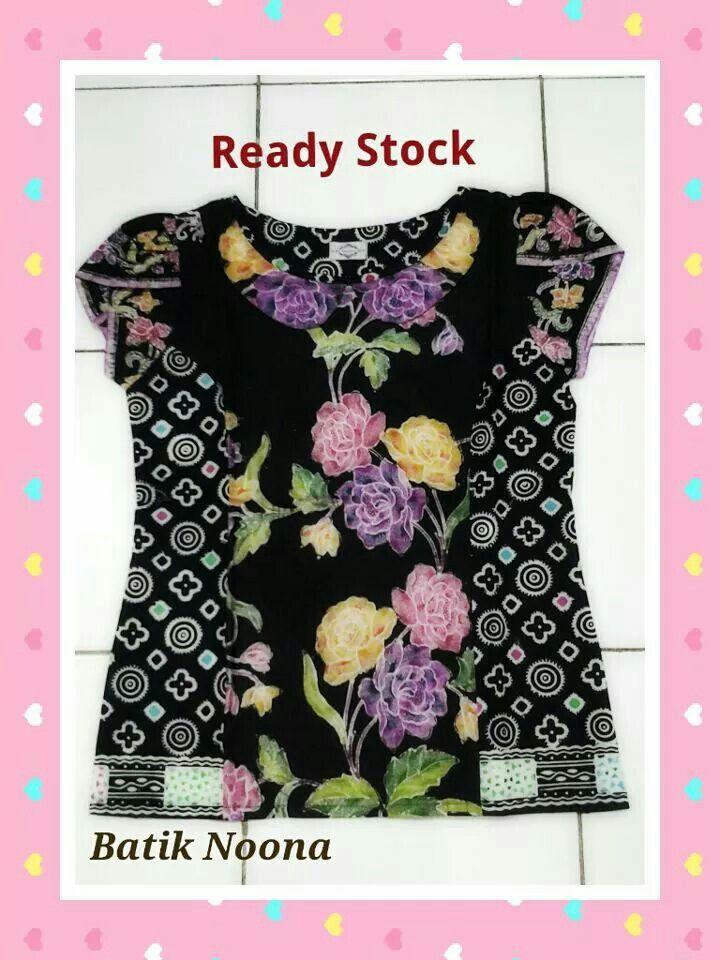 Blush batik