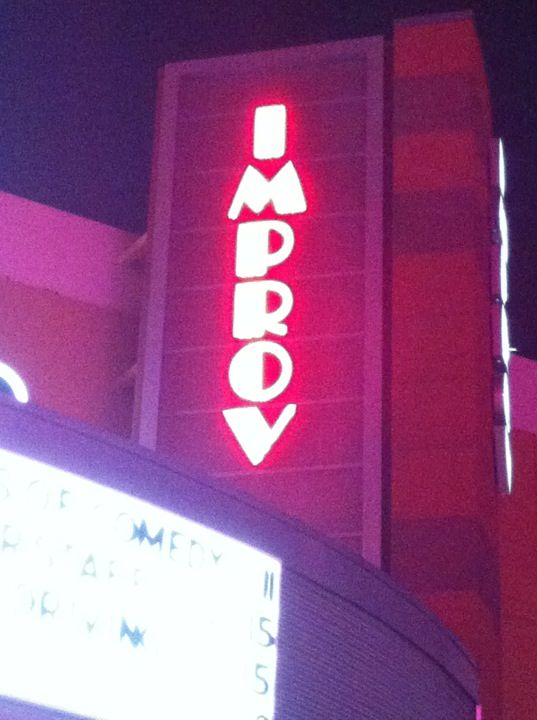 Improv Comedy Theater in Houston, TX