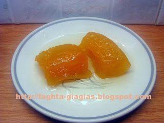 Τα φαγητά της γιαγιάς - Κολοκύθα γλυκό του κουταλιού
