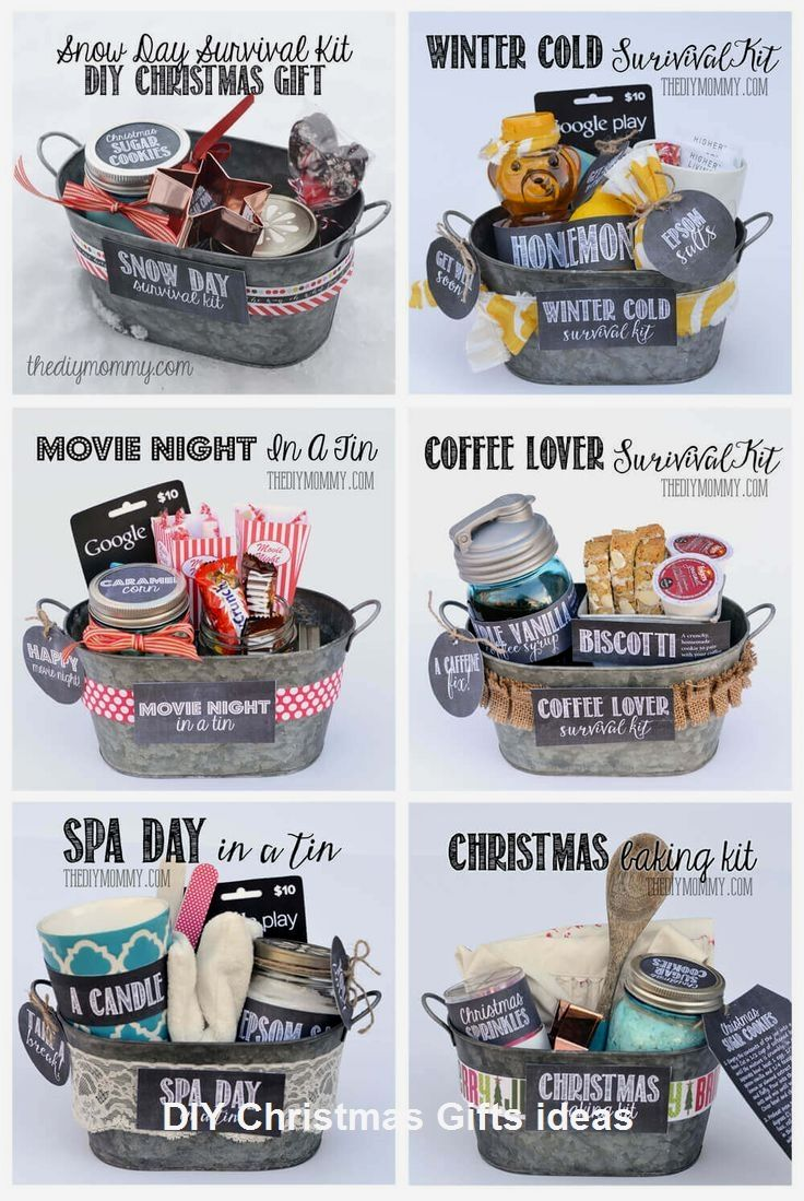 10 Easy And Inexpensive DIY Christmas Gift Ideas for Everyone ...