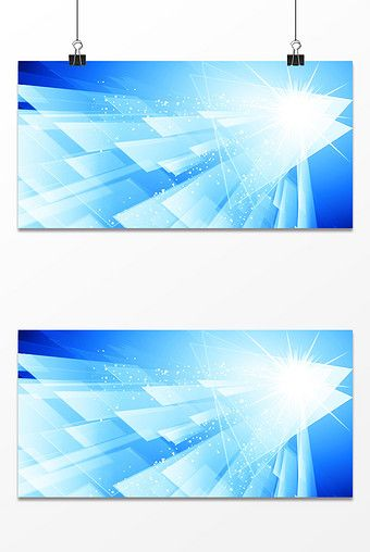 9ada026b51 Business technology atmospheric light effect geometric particle gradient  background pikbest backgrounds