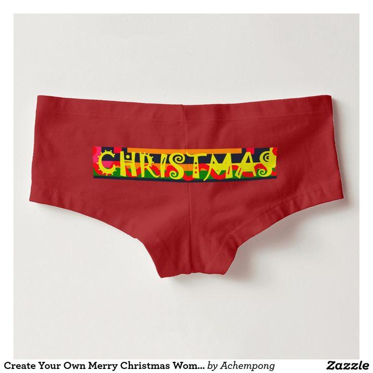 あなた自身のメリークリスマスの女性の美しいかわいい作成して下さい Beautiful amazing products and stuff  design