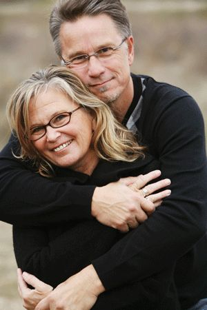A new research suggests that middle age starts much later than previously thought, at the age of 55 - this couple is so sweet!