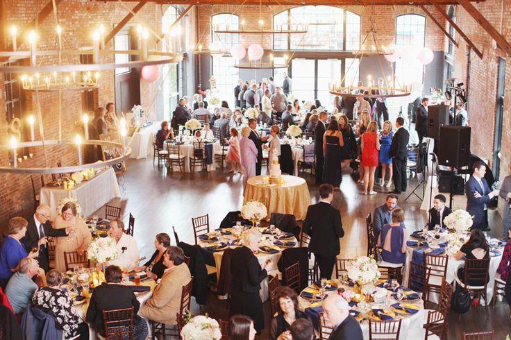 high line car house columbus ohio wedding reception