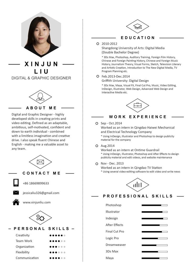uxhandy com wp content uploads 2017 09 resume about me 1 me resume
