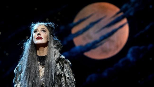 Delta Goodrem on song as Grizabella to reign over a very cool restaging of Cats The Musical   DailyTelegraph