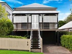 Love a Queensland Workers Cottage.