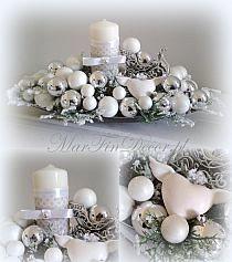 Stroik Świąteczny kula