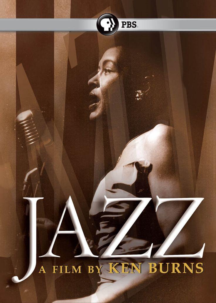 Soundbreaking Jazz Documentary - Jazz A Film By Ken Burns JAZZ Ken Burns cover art