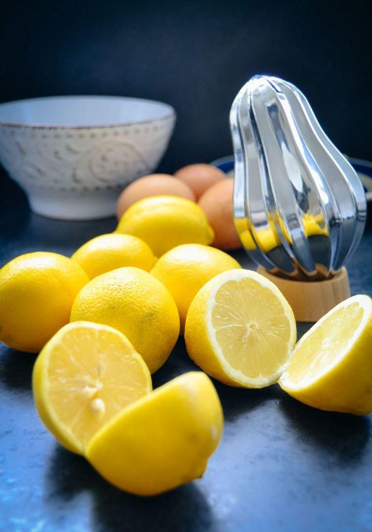 einfache zitronencreme — rezepte