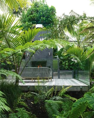 Garden of the week: This subtropical garden features a stream with eels | Stuff.co.nz