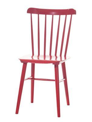 Oltre 25 fantastiche idee su sedie in legno su pinterest - Sedia roberto ikea ...