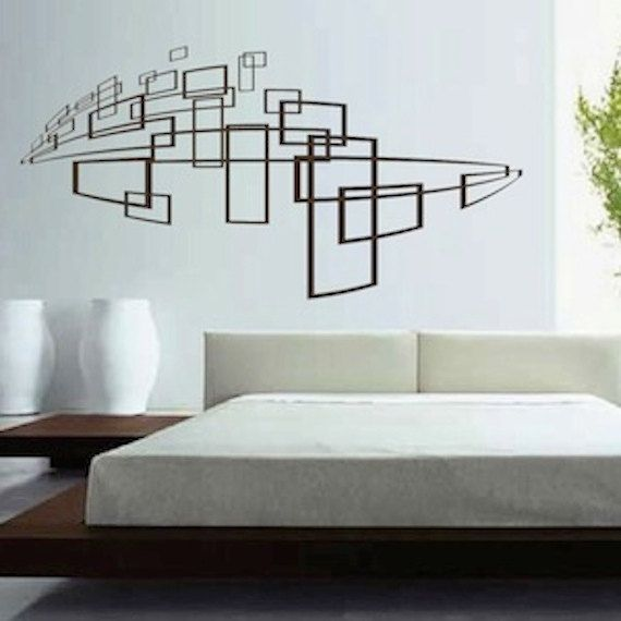 Lighting For Teenage Bedroom Vinyl Wall Art Bedroom Accent Wall Ideas For Bedroom Geometric Wallpaper Bedroom: Best 25+ 3d Wall Painting Ideas On Pinterest