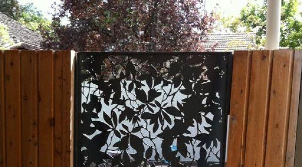 ornamental garden fence panels 3