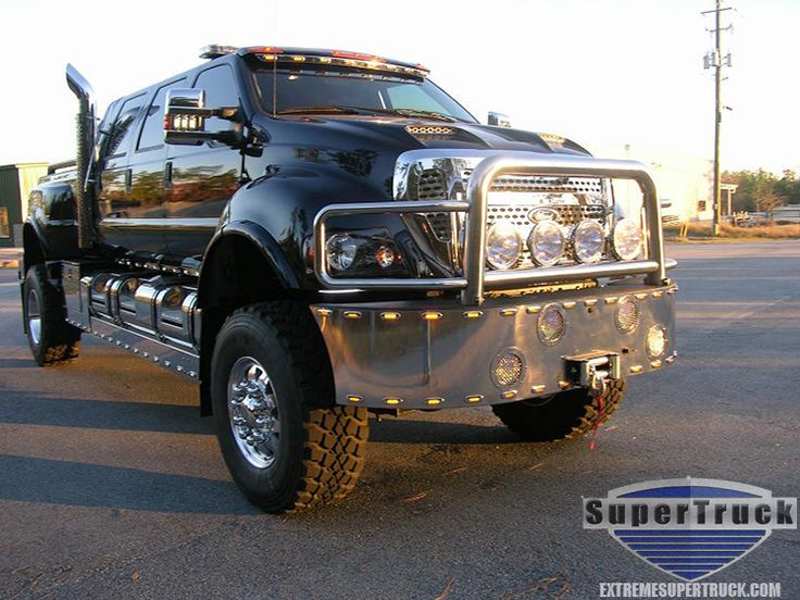 F650 super truck...the country girl in me.