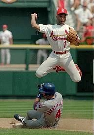 Ozzie Smith Turning Two