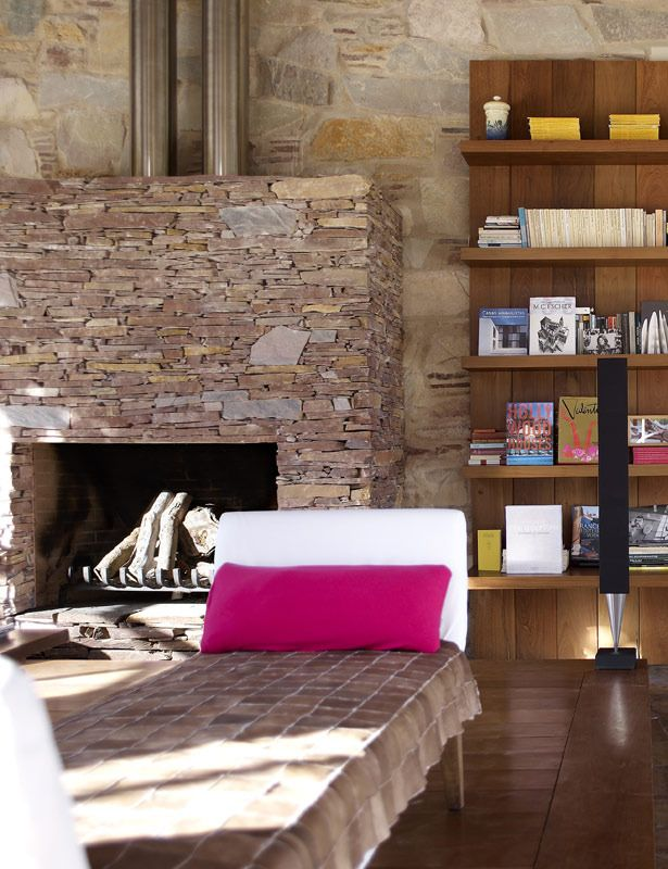 Stacked Stone Fireplace Ideas 40 best fireplace images on pinterest   stacked stone fireplaces