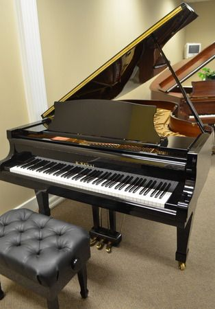 1976 Kawai Kg 6c Grand Piano Available For Purchase At Mid America Piano In Manhattan Ks Nationwide Delivery Is Available A Piano For Sale Piano Grand Piano