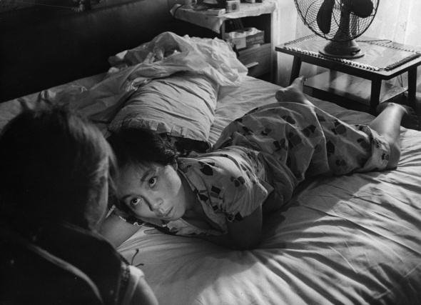 """The Insect Woman (1963)  While Japanese horror films dominated American TV during the early 60s, this unusual Japanese story of the time was not about an """"insect woman"""" but a woman running a brothel.  Grim and disturbing...."""